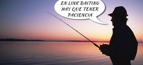 En Link Baiting hay que tener paciencia