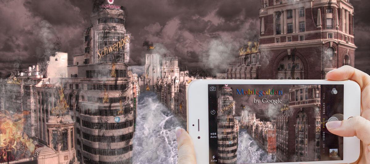 """Google Mobile Friendly: toda la verdad sobre el """"Mobilegeddom""""... que no te cuenten historias apocalípticas."""