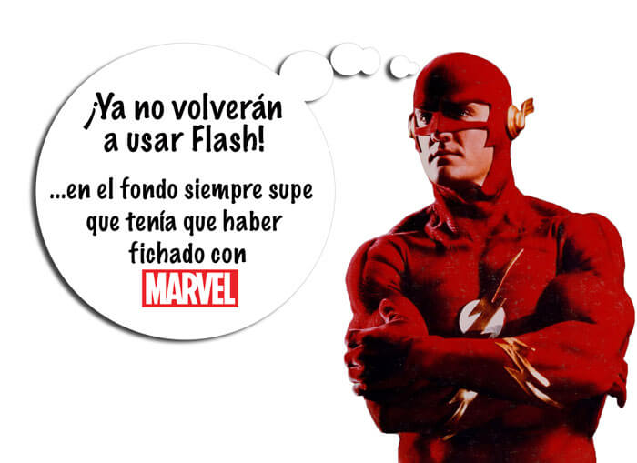 no utilices flash si quieres que tu web sea compatible con dispositivos móviles