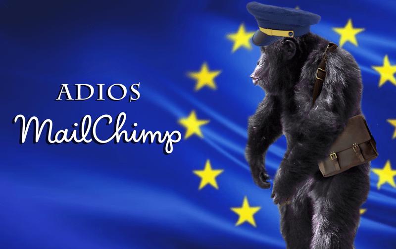La anulación del Safe Harbor hace difícil utilizar Mail Chimp en Europa