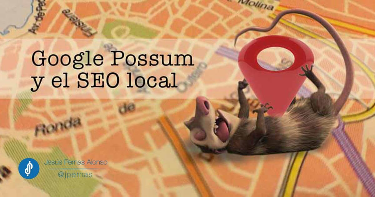 Google Possum y el SEO local