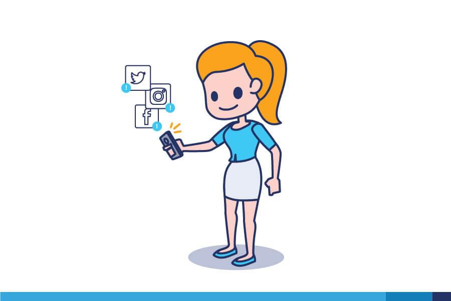 Si los mensajes en redes sociales no abordan temas significativos, no volverán a consultar tu contenido.