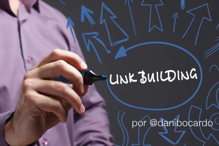 Link Building profesional (por Daniel Bocardo)